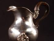German Silver Pot