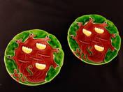 A Pair of  Plates from Körmöcbánya