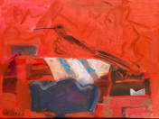 Red bird, 2006