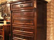 Historical Commode with 7 drawers