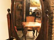 Historical Cheval mirror