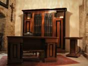 Art Deco workroom set