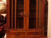 Art-nouveau cupboard