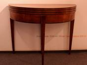 Biedermeier salon table-konsol table
