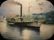 Széchenyi Steamboat