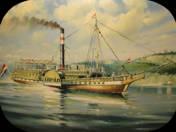 Árpád steamboat