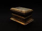 Vienesse antique silver sugarbox