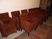 10 airmchairs (price / pc)