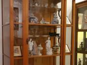 Neo-baroque cabinet