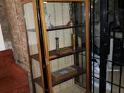 Late-Biedermeier cabinet