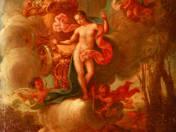 Ismeretlen festő (XVIII. század): A pair of mythological scene