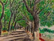 Tagore Promenade, Balatonfüred