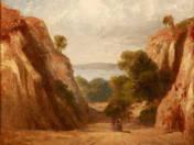 The New Road to Aliga, 1900