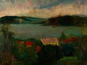 Landscape of Balaton