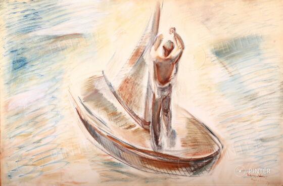 AUCTION AT VASZARY VILLA 2017 - Balaton, Summer, Love... 100th Jubilee Auction!!! — Paintings and Scupltures (2)