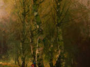 Forest Scene (Collecting Brushwood)