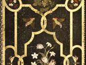 Pietra Dura Table from the XVIII. Century