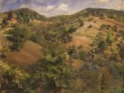 Landscape of Nagybánya II.