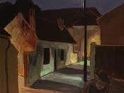 Mór by Night