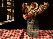 Still Life with Dry Flowers - Academic Studies