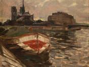 Paris, Bank of Seine