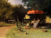 Idyll in the Garden
