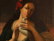 Girl with Dove (1770)