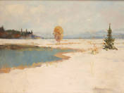 Land in Winter