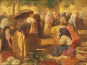 Market in Újpest