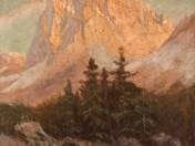 Landscape of Alpine