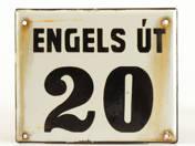 Engels road 20 enameltable
