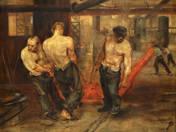 Weis Manfréd factory