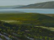 Hvari's panorama
