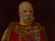 Portrait of  Franz Joseph I. of Austria