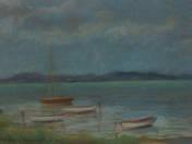 Sailboat and Boats