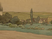 View of Kalotaszeg