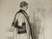 Man in Traditional Clothing of Kalotaszeg