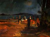 Stormy Balaton