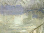 Margaret Bridge in Fog