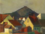 Landscape of Visegrád