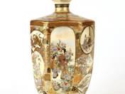 Eastern Vase (XX. century, Japan)
