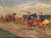 Hussar attack