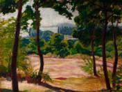 Sunny Landscape (1907)
