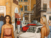 Rome, Fiat, Love (1980)