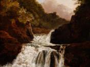 Waterfall in Tarpatak