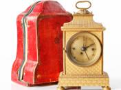 Classicist Travel Clock