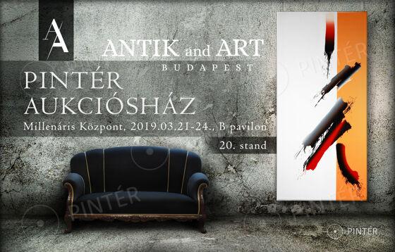 Antik and Art Market