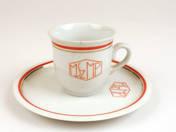 MSZMP coffe cup