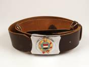 Militiaman belt
