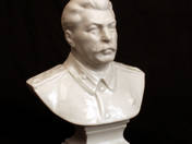 Herend Stalin Bust